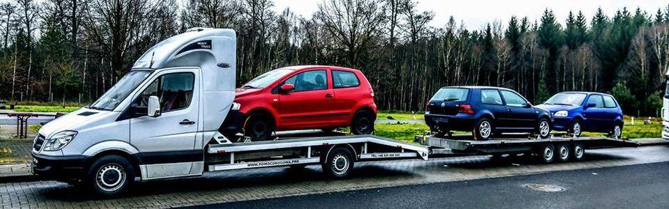 Przewóz samochodów z niemiec