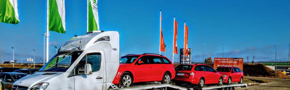 Zabezpieczenie pojazdów na lawecie – o czym pamiętać?