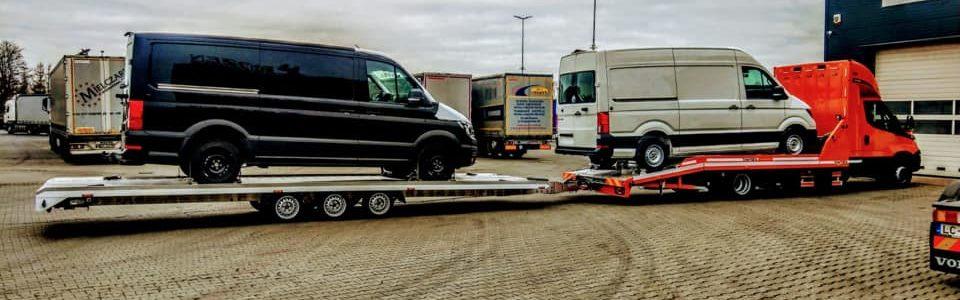 Transport samochodów osobowych – jak to zrobić?