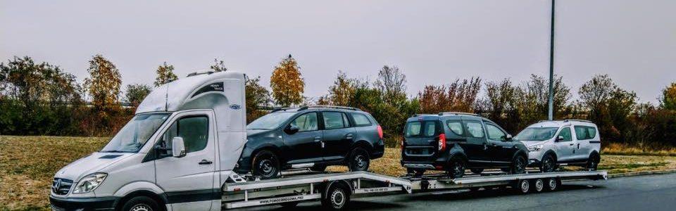 Ile kosztuje transport samochodów z Niemiec?